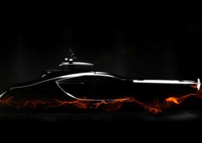 Pershing 170 Yacht