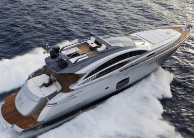 Pershing 74 Yacht